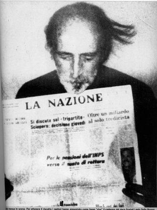 7 novembre 1977 Settebagni (Roma). Rapito Massimiliano Grazioli duca Lante  della Rovere. non tornò più a casa nonostante il pagamento di un riscatto. -